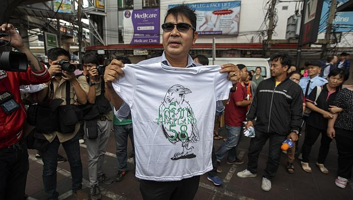 thai-pro-democracy-protester